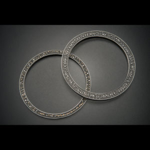 Silver and gray jewelry