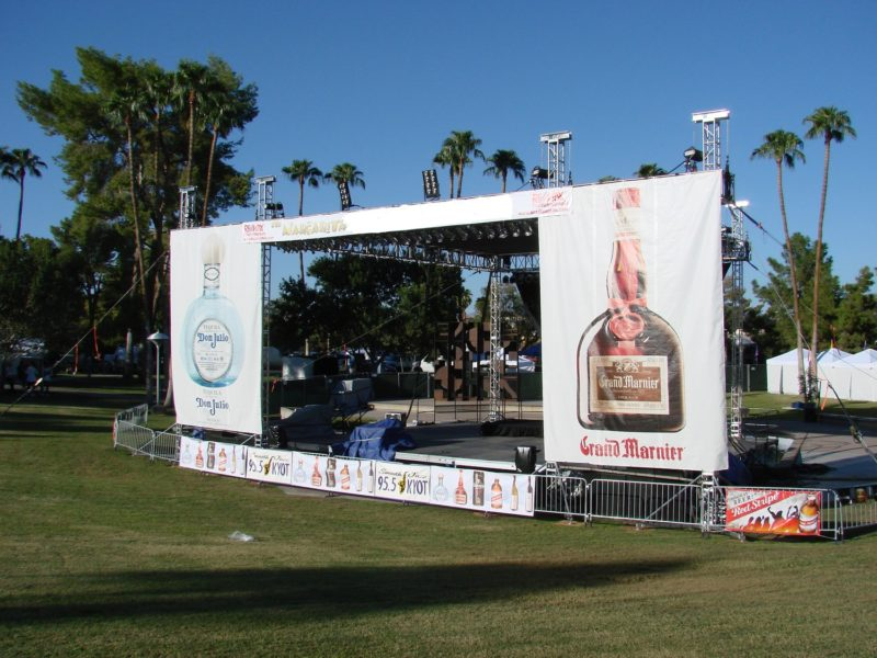 Stage and Scottsdale Arts Festival