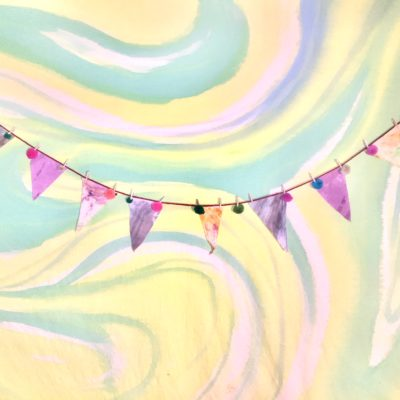 Marbled Pennants