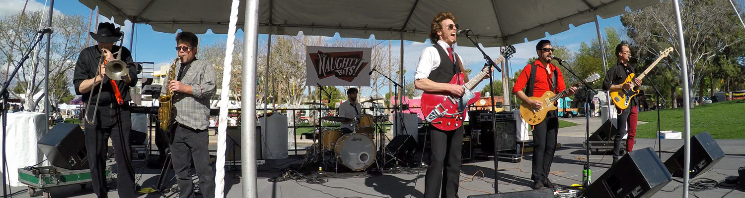 Naughty Bits Scottsdale Arts Festival 2019